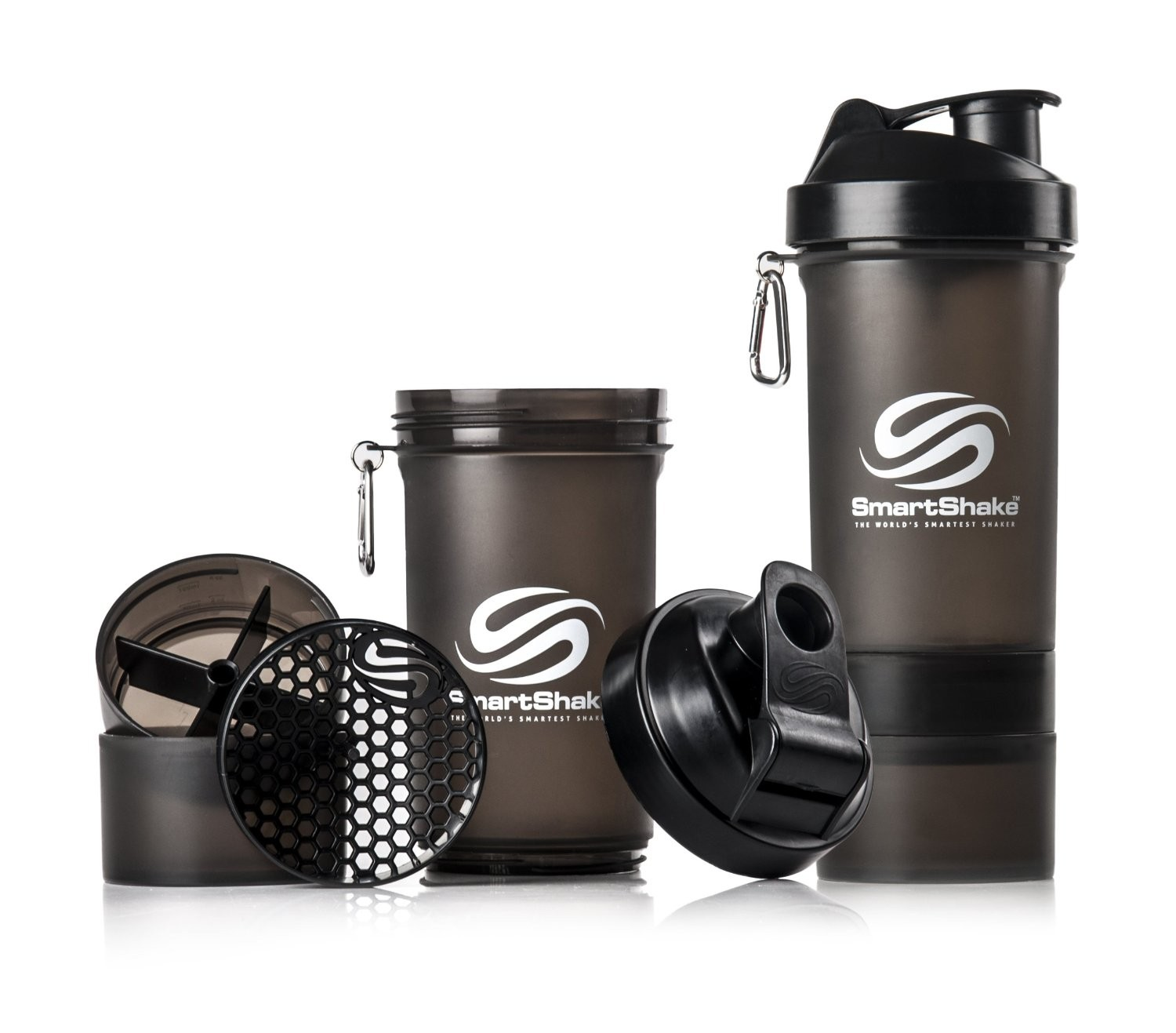 smartshake gunsmoke 800ml 2