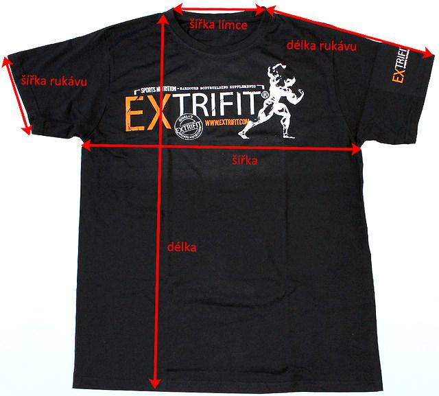extrifit-triko-rozmery
