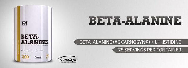 FA beta alanine