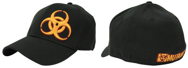 Mutant Biohazard Cap