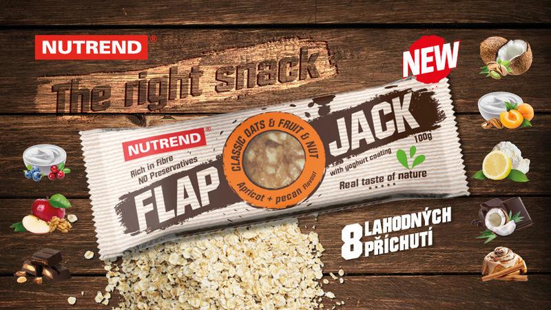 nutrend-flap-jack