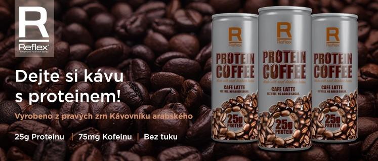 reflex protein coffee