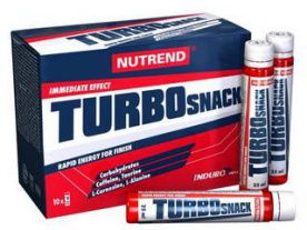 Nutrend Turbosnack 10 x 25 ml