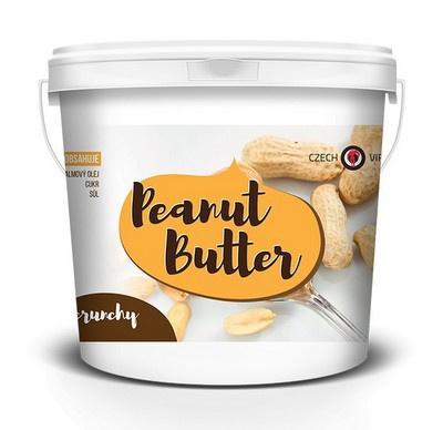 Momentálně nedostupné Czech Virus arašídové máslo 1000 g ab61794ac0