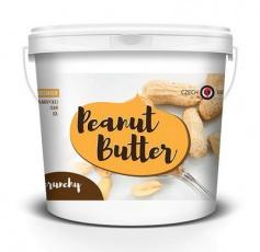Czech Virus arašídové máslo 1000 g