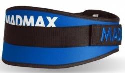 Mad Max opasek Simply the Best modrý