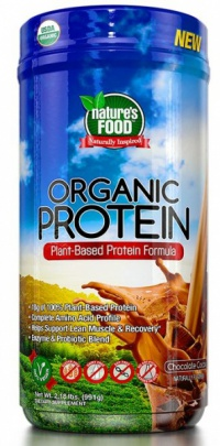 Nature´s Food Organic Protein 1000 g DOPRODEJ