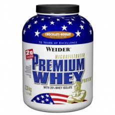 Weider Premium Whey Protein 2300 g VÝPRODEJ