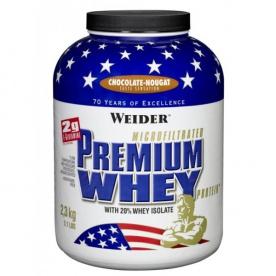 Weider Premium Whey Protein 2300 g - čokoláda/ořech