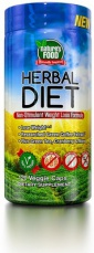 Nature´s Food Herbal Diet 120 Veggie kapslí