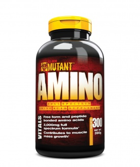 Mutant Amino 300 tablet