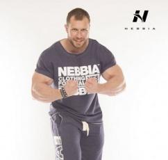 Nebbia Reg Top 921 modrý