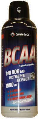 Carne Labs BCAA Extreme Effect 140.000 1000 ml