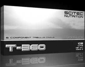 Scitec T-360 108 kapslí