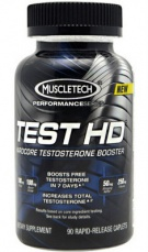 MuscleTech Test HD 90 kapslí