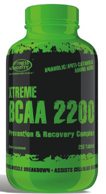 FA Xtreme BCAA 250 tablet
