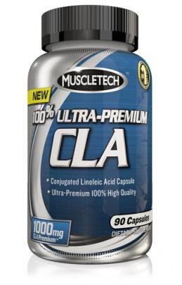 MuscleTech 100% Ultra-Premium CLA 90 kapslí