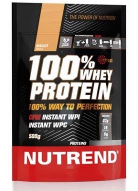 Nutrend 100% Whey Protein 500 g