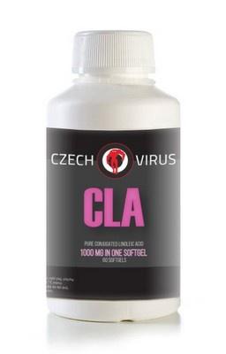 Czech Virus CLA - 60 kapslí
