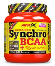 Amix Synchro BCAA + Sustamine 300 g