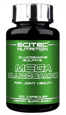 Scitec Mega Glukosamine 100 kapslí
