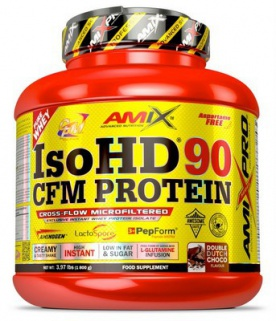 Amix IsoHD® 90 CFM Protein 1800 g