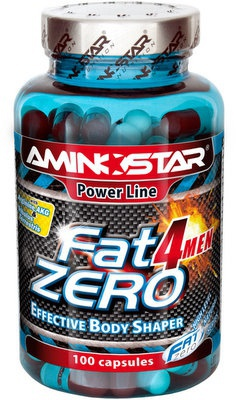 Aminostar Fat Zero 4Men 100 kapslí