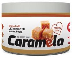 Czech Virus Caramela 500 g + 2x vzorek BCAA ZDARMA