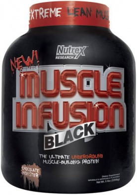 Muscle Infusion BLACK 2270g
