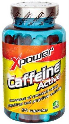 Aminostar Caffeine Active 90 kapslí