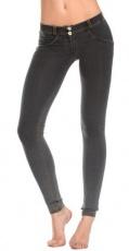Freddy WR.UP® Jeans tmavě šedé