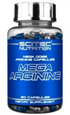 Scitec Mega Arginine 90 kapslí