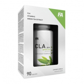 FA CLA + Zelený Čaj 90 kapslí