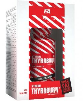 FA Xtreme Thyroburn ® 120 tablet