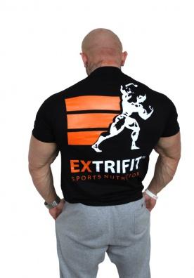 Extrifit Tričko  černé (nové)