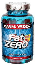 Aminostar Fat Zero 100 kapslí
