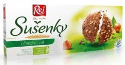 REJ Celozrnné lískooříškové sušenky 6x20g