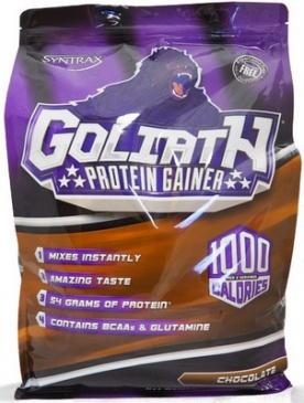 Syntrax Goliath 5440 g - vanilka VÝPRODEJ (POŠK.OBAL)