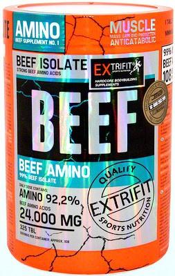 Extrifit Beef Amino 24000 325 tablet VÝPRODEJ