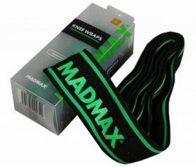 Mad Max Elastická bandáž kolene - omotávací MFA299