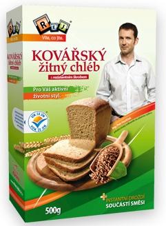 REJ Kovářský žitný chléb směs 500g