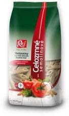 REJ Celozrnné semolinové těstoviny Penne 400g