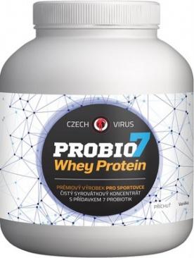 Czech Virus Probio7 Whey Protein 2250g - vanilka VÝPRODEJ
