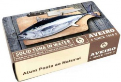 Aveiro Tuňákové kousky 120 g