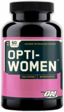 Optimum Nutrition Opti-Women 60 kapslí