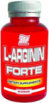 ATP L-Arginine Forte 90 kapslí