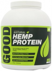 Good Hemp Protein Natural RAW 2500g