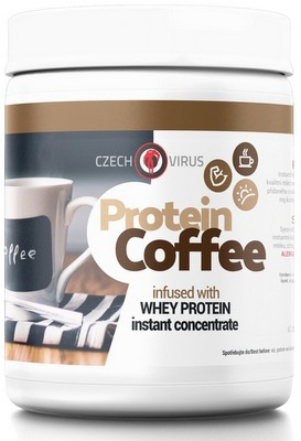 Czech Virus Protein Coffee 512 g