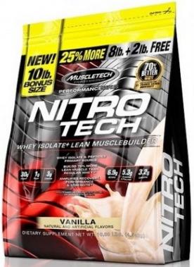 MuscleTech Nitro-Tech 4540 g