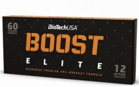 BiotechUSA Boost Elite 60 kapslí PROŠLÉ DMT